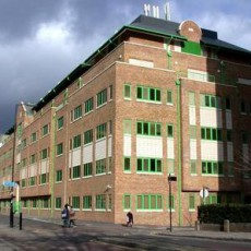 Department of Eye Pathology, UCL Institute of Ophthalmology